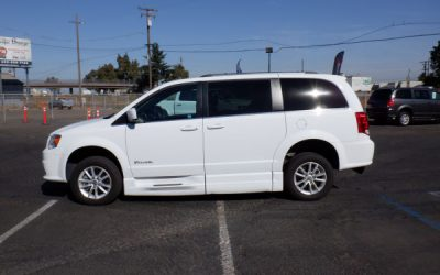 CPO 2018 Dodge Companion Van Plus