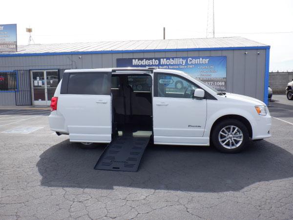 2019 Dodge Caravan Braun Conversion Mobility Van